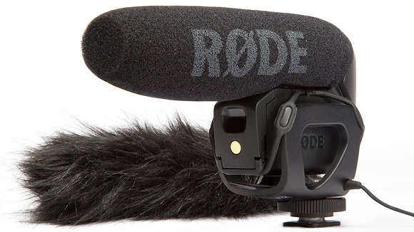 Microfono rode camara video Jack 3.5mm.