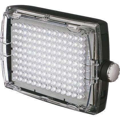 luz manfrotto 126 leds