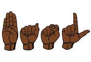 Black American Sign Language