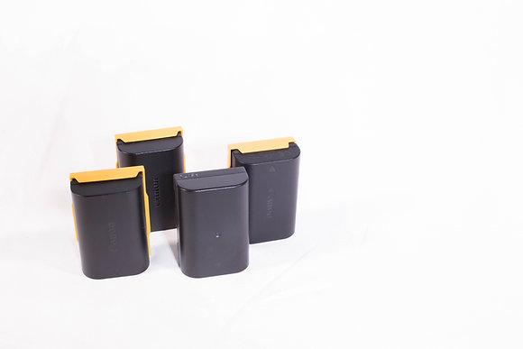 Baterias canon LP-E6 5dmarkii- 7d -6d - 60d