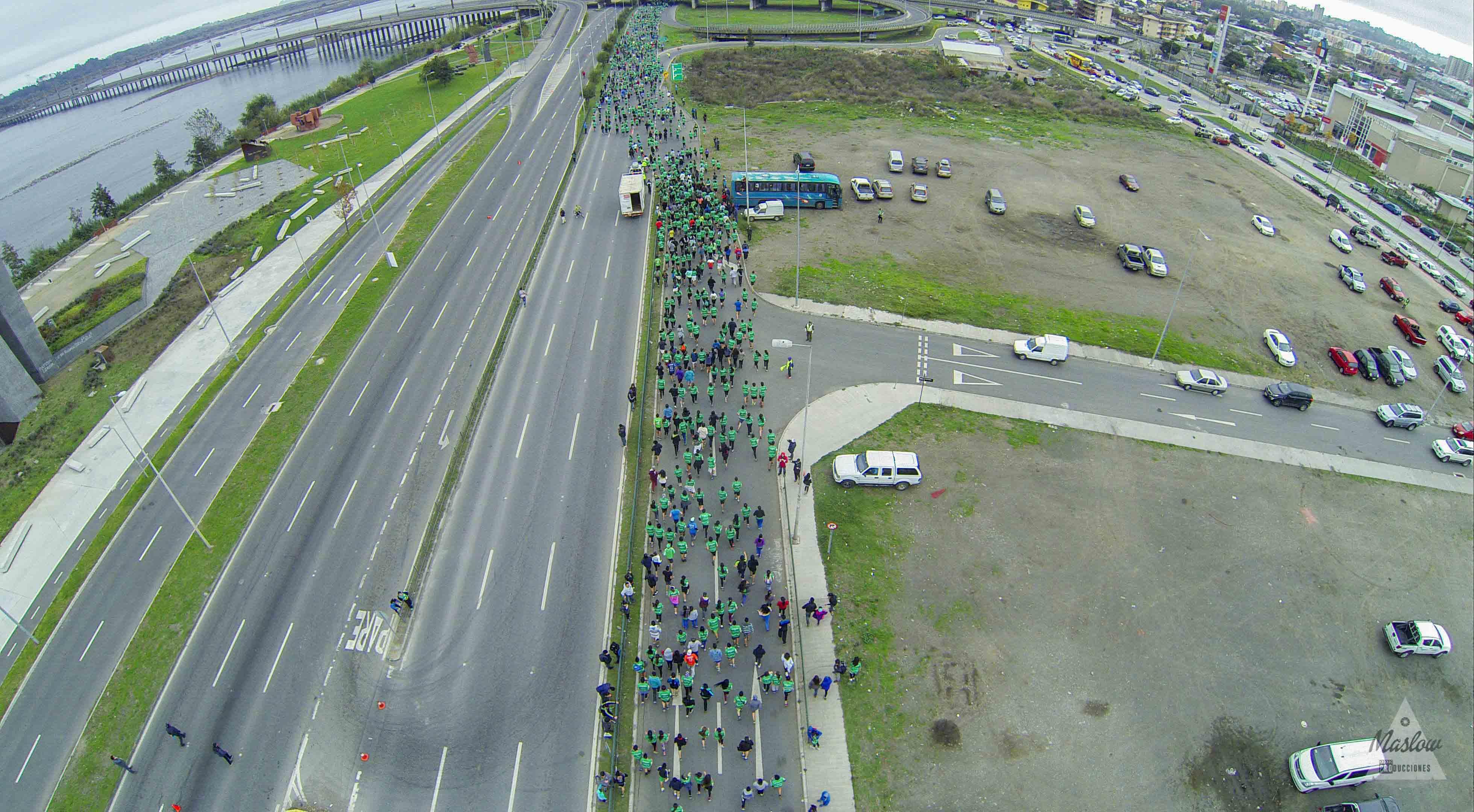 Carrera milo - Concepción
