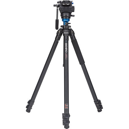 Tripode video benro S4