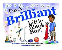 I Am A Brilliant Little Black Boy