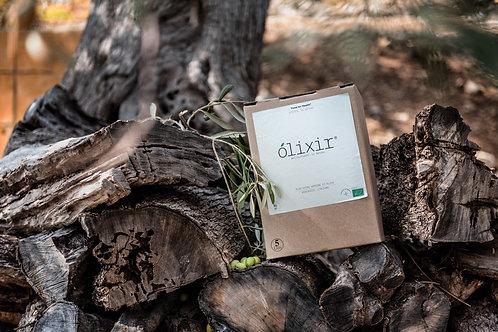 Ólixir™ | Organic Extra Virgin Olive Oil | 5L