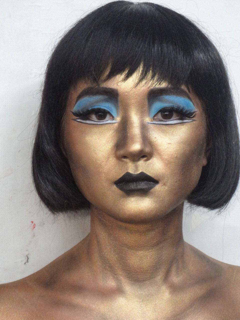 Make-up & Wig