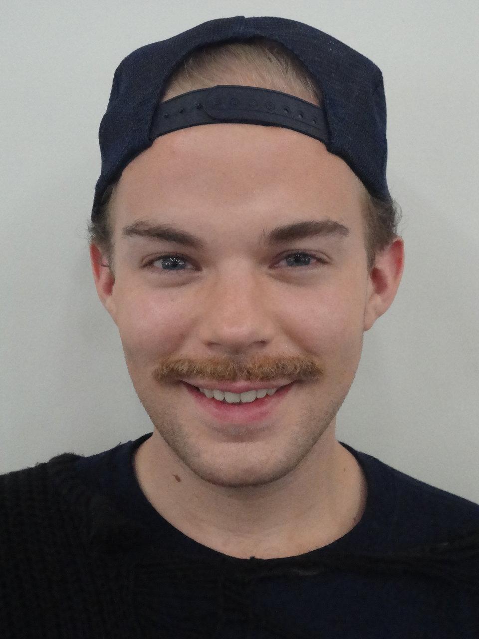 Ventilated Mustache