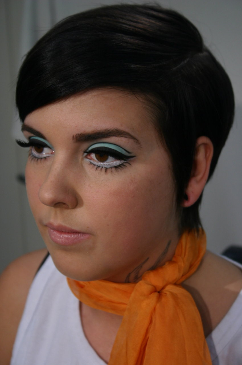 1960's Make-up & Hair