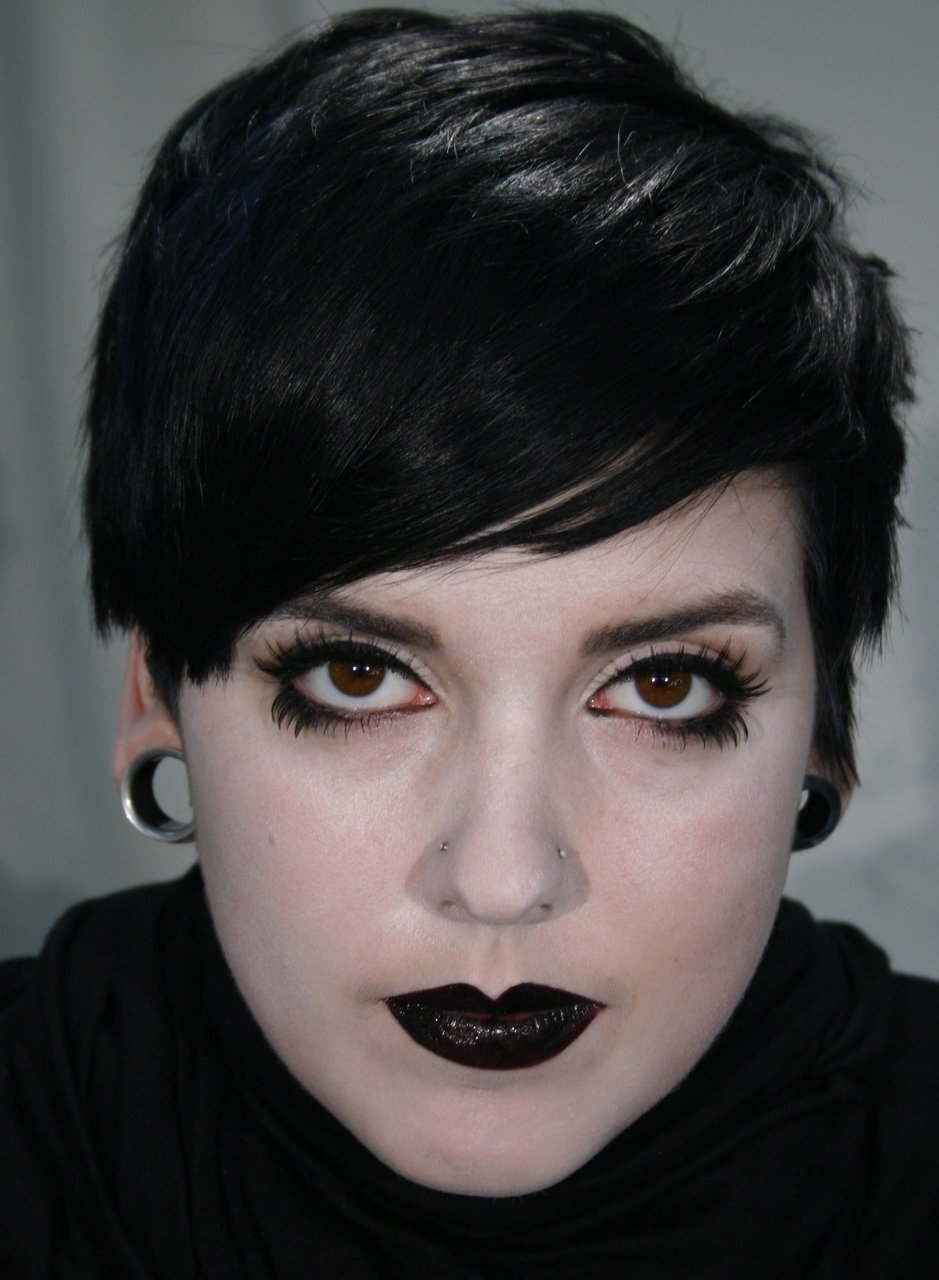 Goth Make-up & Hair