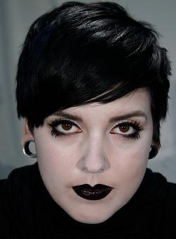 Goth Make-up & Hair