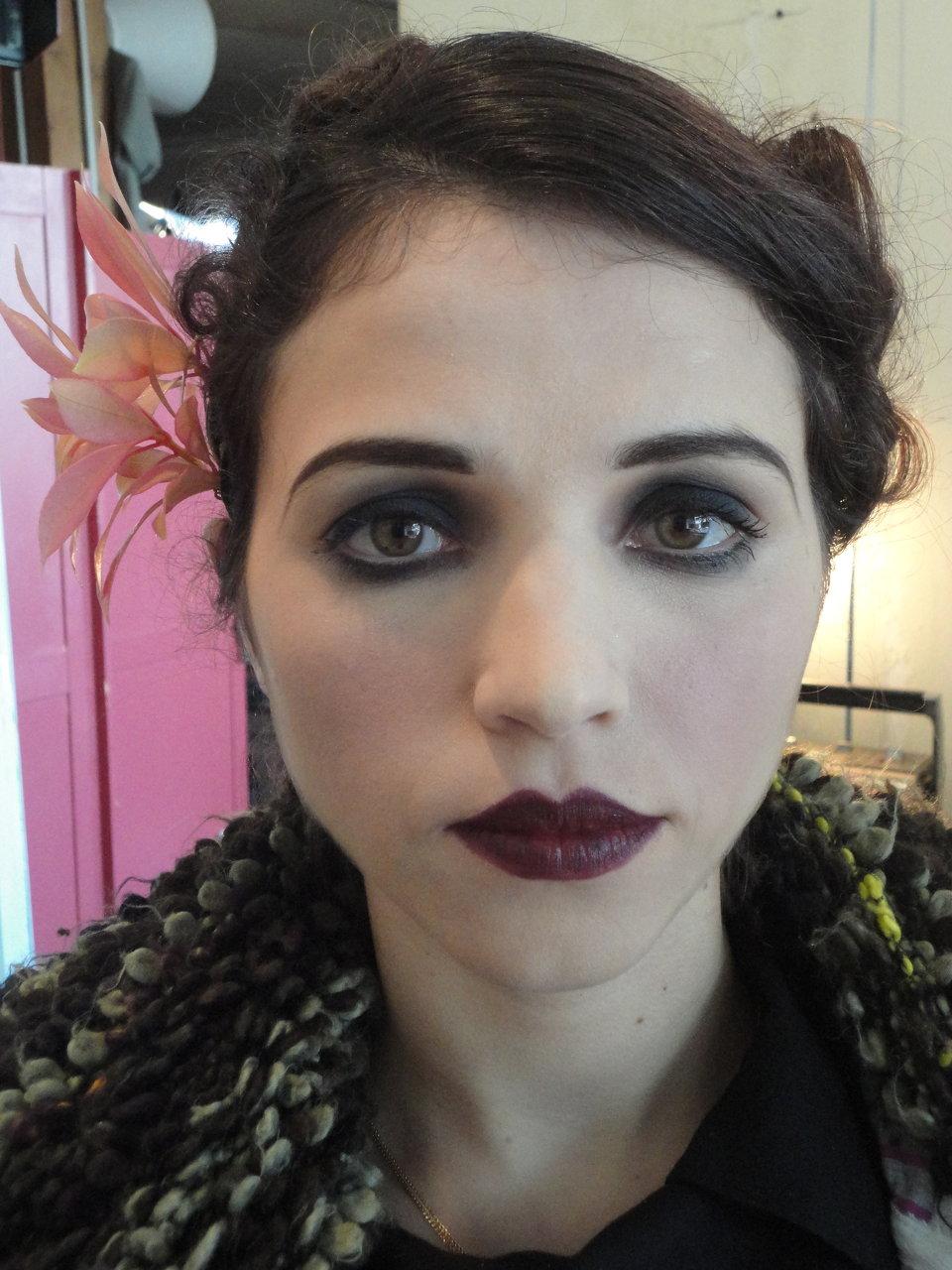 1920's Make-up