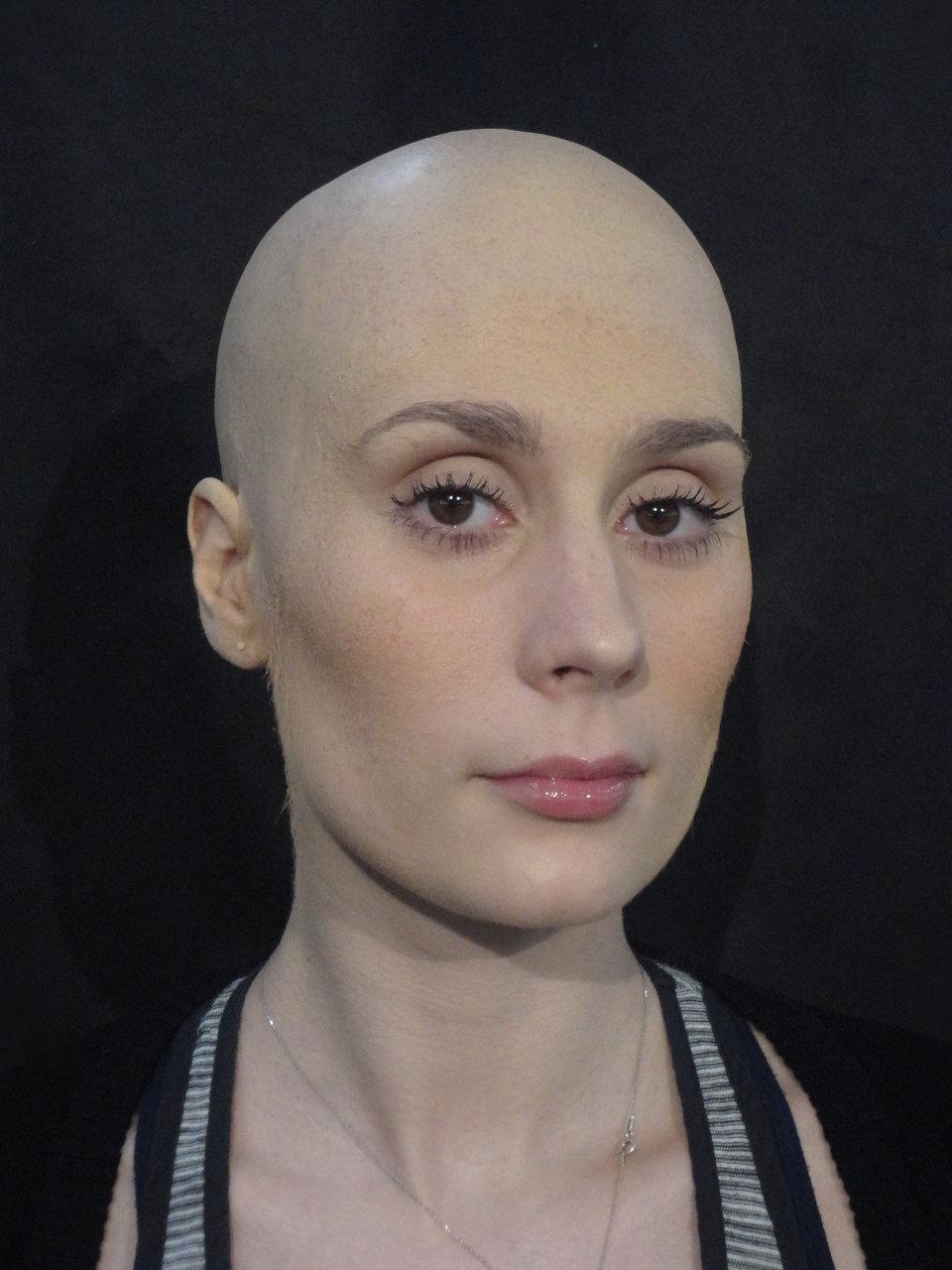 Bald Cap & Make-up