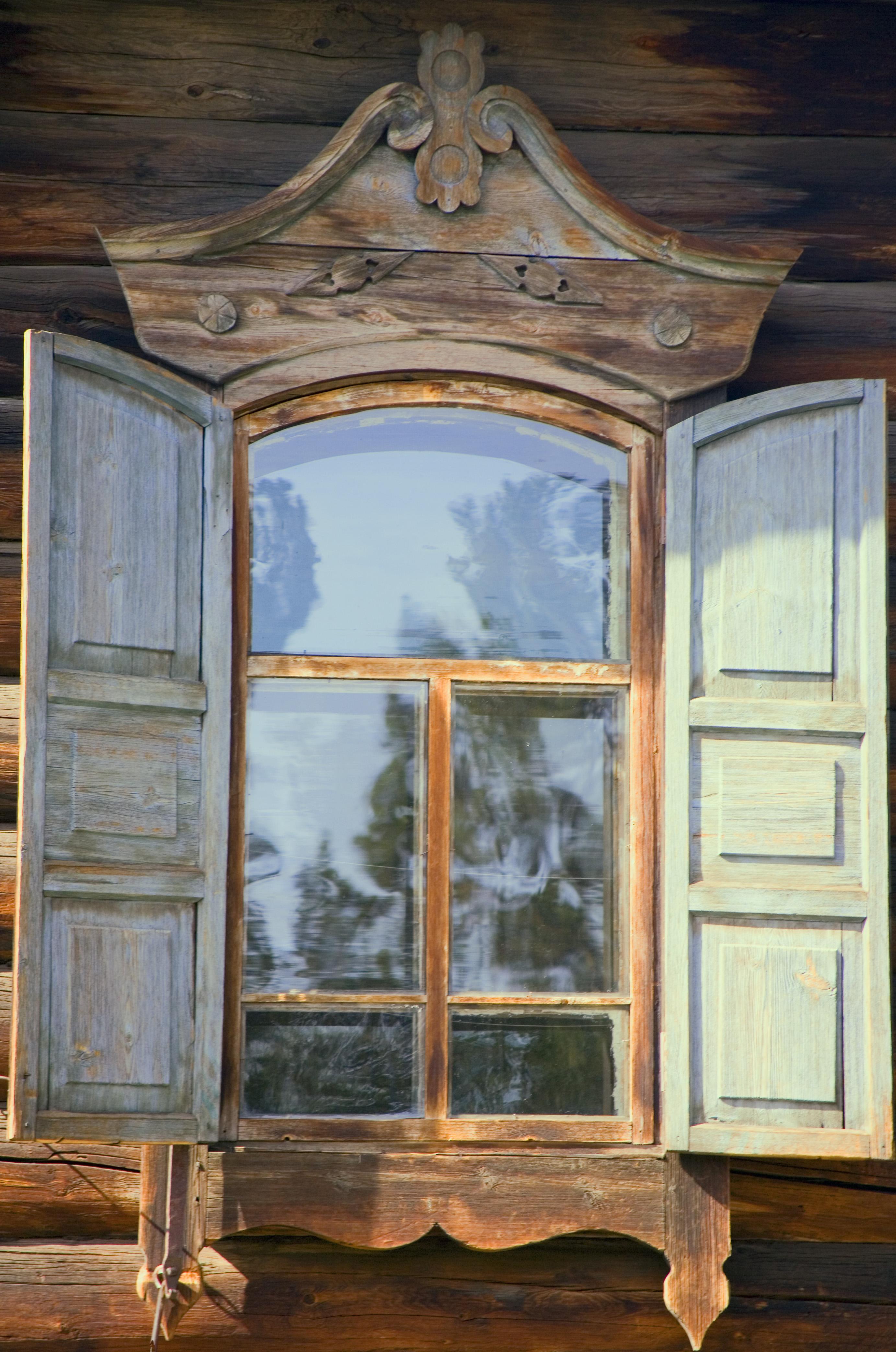 Window Wood Church