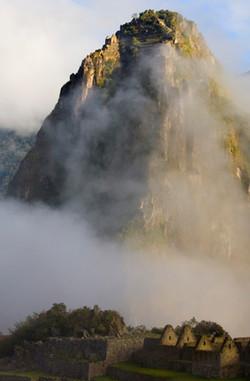 Middle Earth  Machu Picchu