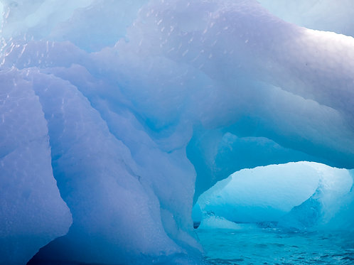 Antarctic Pastel
