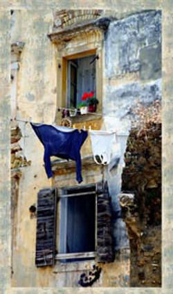 Window Over Dubrovnik