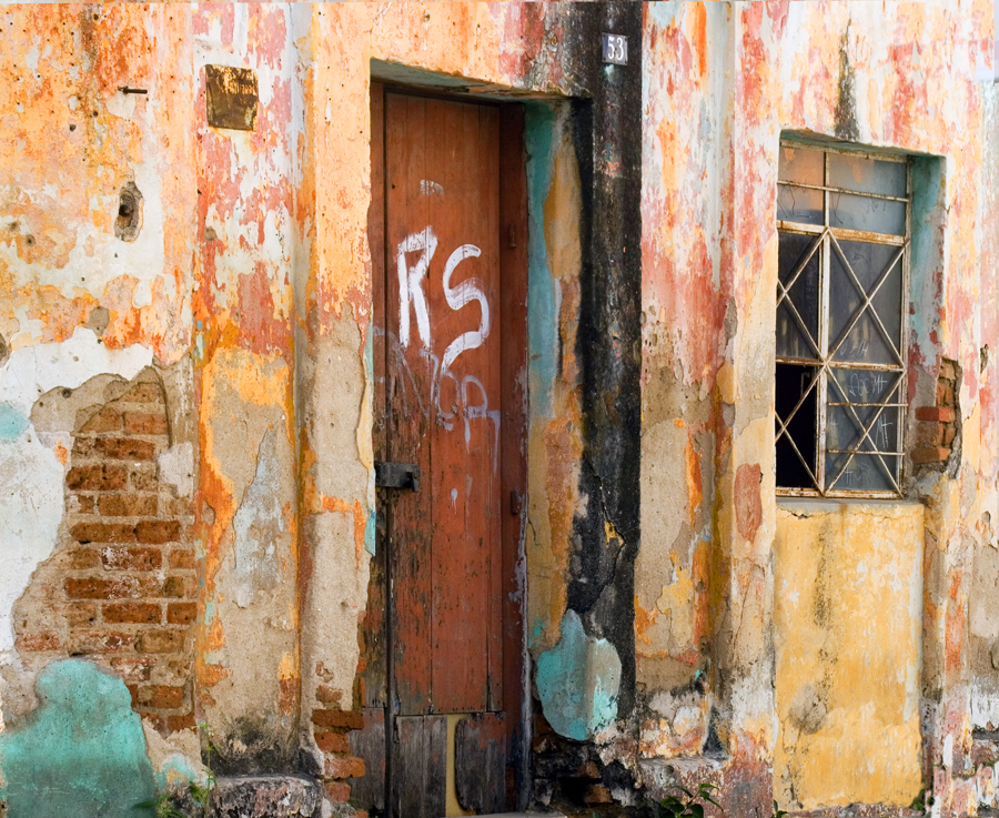 Alley Way Mazatlan