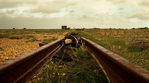 Tracks Dungeness