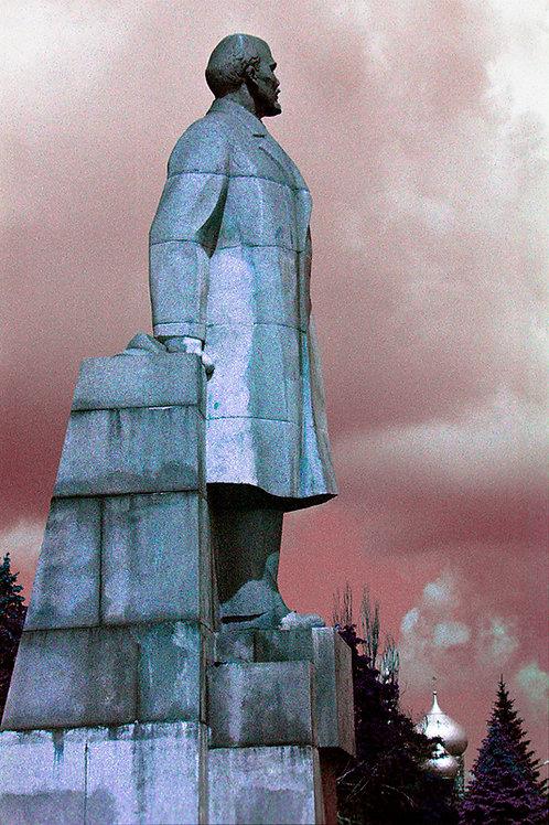 Lenin At Odessa