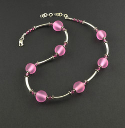 Blush Necklace 0398