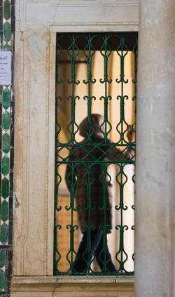 Lady In The Window Tunisia