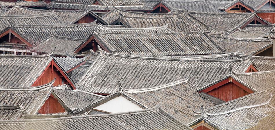 Above Lijiang