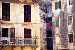 Red Shirt Corfu