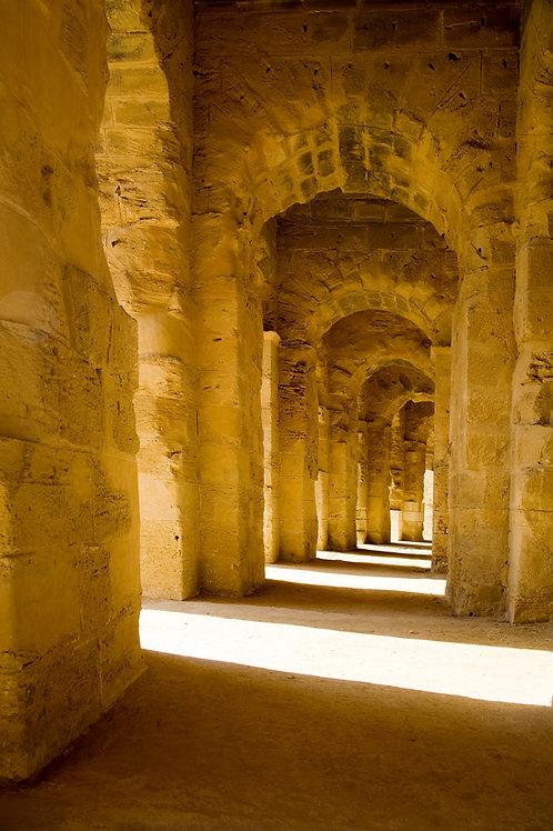 Satyricon (Arches Tunisia)