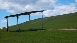 Road to Kyrgzstan