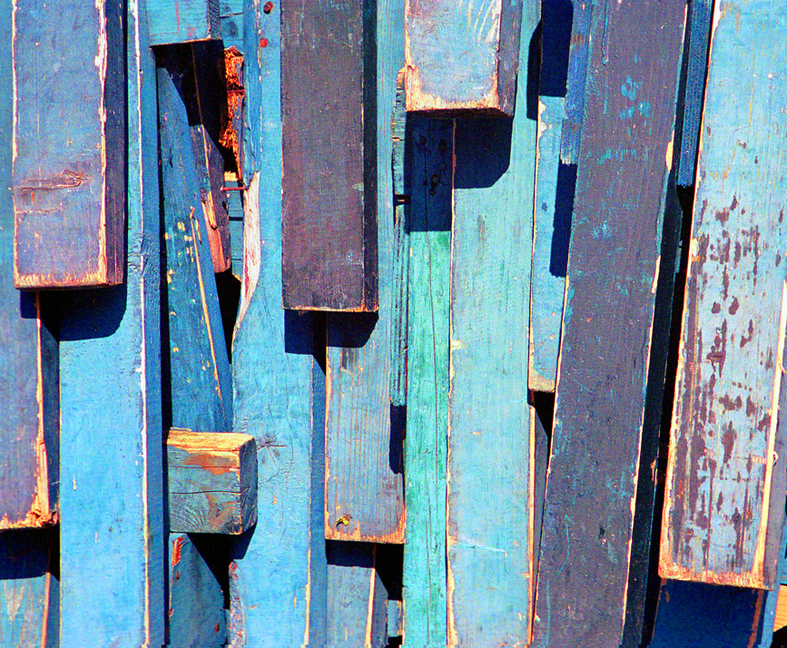 Blue Fence Mykonos