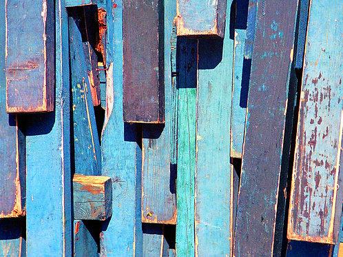 Blue Fence Mykonos