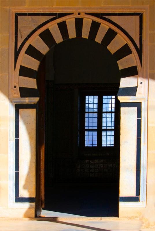 Arch Tunisia