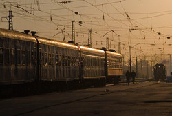 Strangers On A Train Siberia