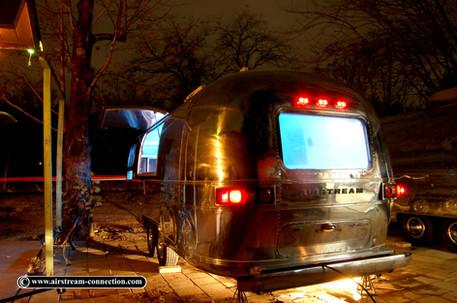 Airstream Bar Foodtruck Safari 73 Night