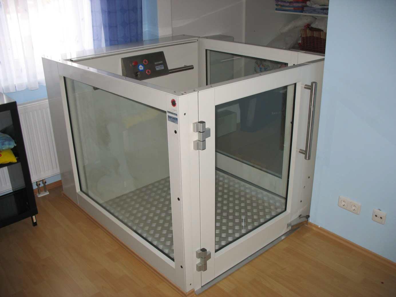 Einbaubeispiel SLS 2000