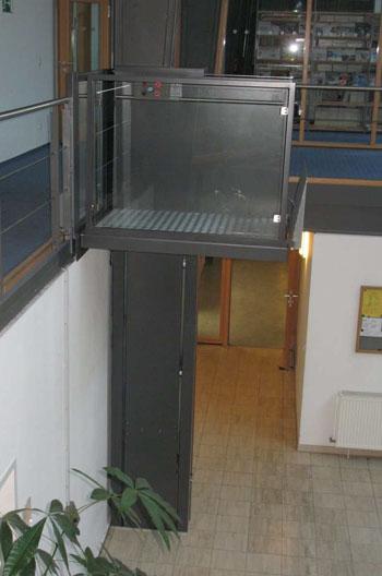 Einbaubeispiel SLS 4000