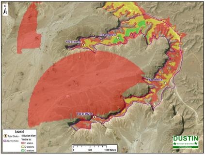 Map of Qiddiya Project Area