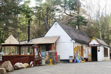 The Pine Marten Bar