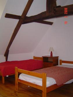 Chambre à 3 lits, 3 persons bedroom