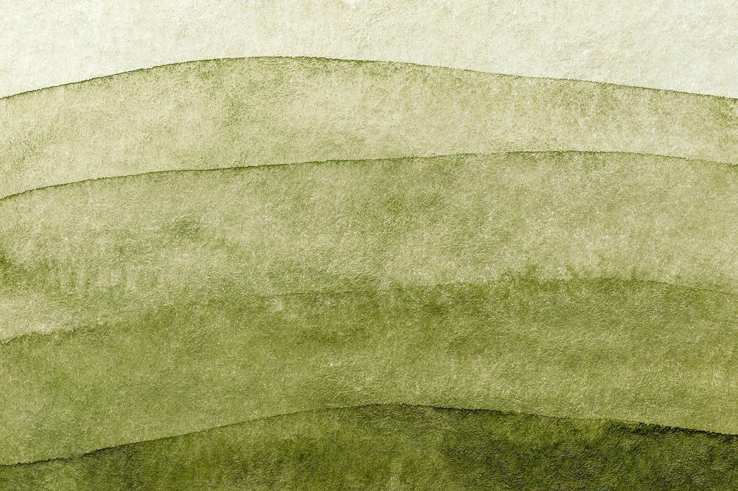 Abstract art background green and olive