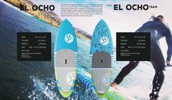 Surf el ocho USD1,095