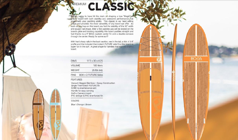 Premium classic bamboo USD1,445