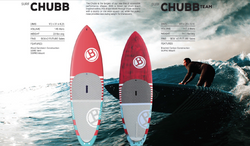 Surf chubb USD1,095