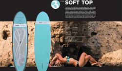 Blue soft top yoga boga USD995