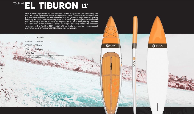 El tiburon USD1,445
