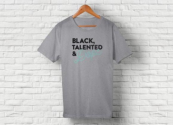 Black Talented & Dope Tee