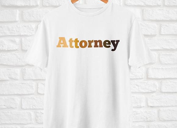 Melanated Attorney