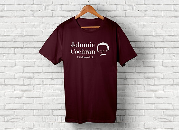 Johnnie Cochran Tee