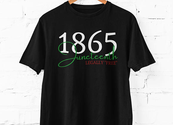 Juneteenth -Legally Free