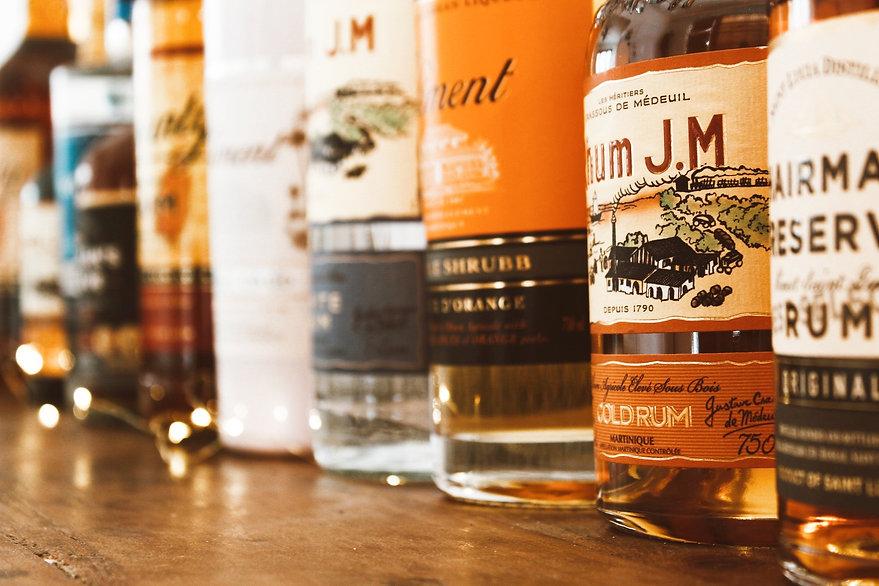 Rum, Rhum