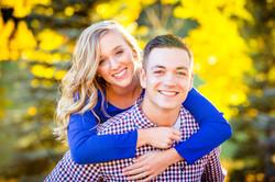 Denver Engagement photos